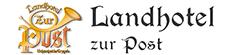 Landhotel zur Post - Hotel zur Post Schönheide/Erzgebirge